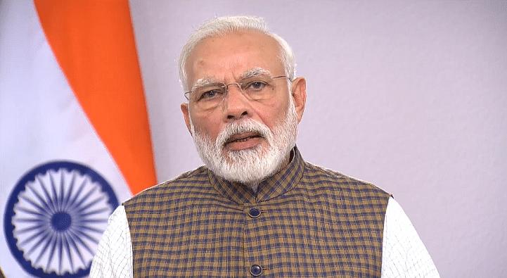 PM Modi address Nation