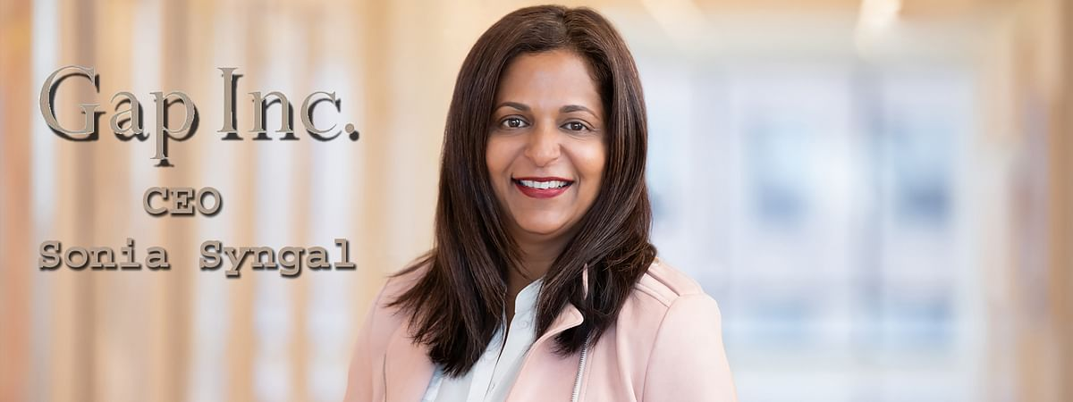 Gap Inc.'s New Ceo Sonia Syngal
