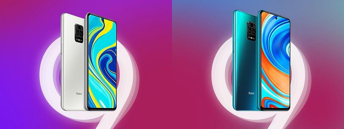 Xiaomi launched Redmi Note 9 series smartphones in India