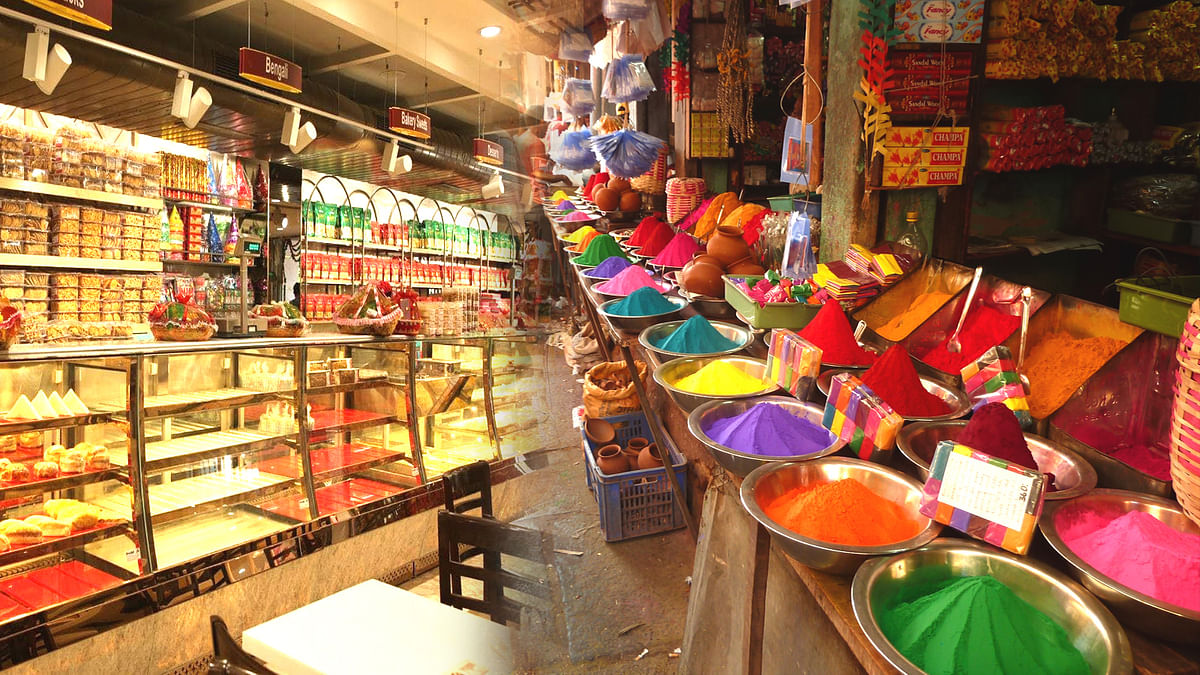 Holi Market
