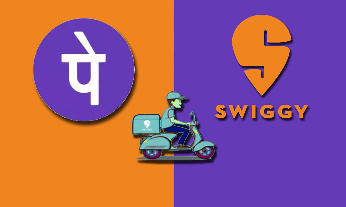 अब PhonePe पर लें Swiggy ऐप का मजा
