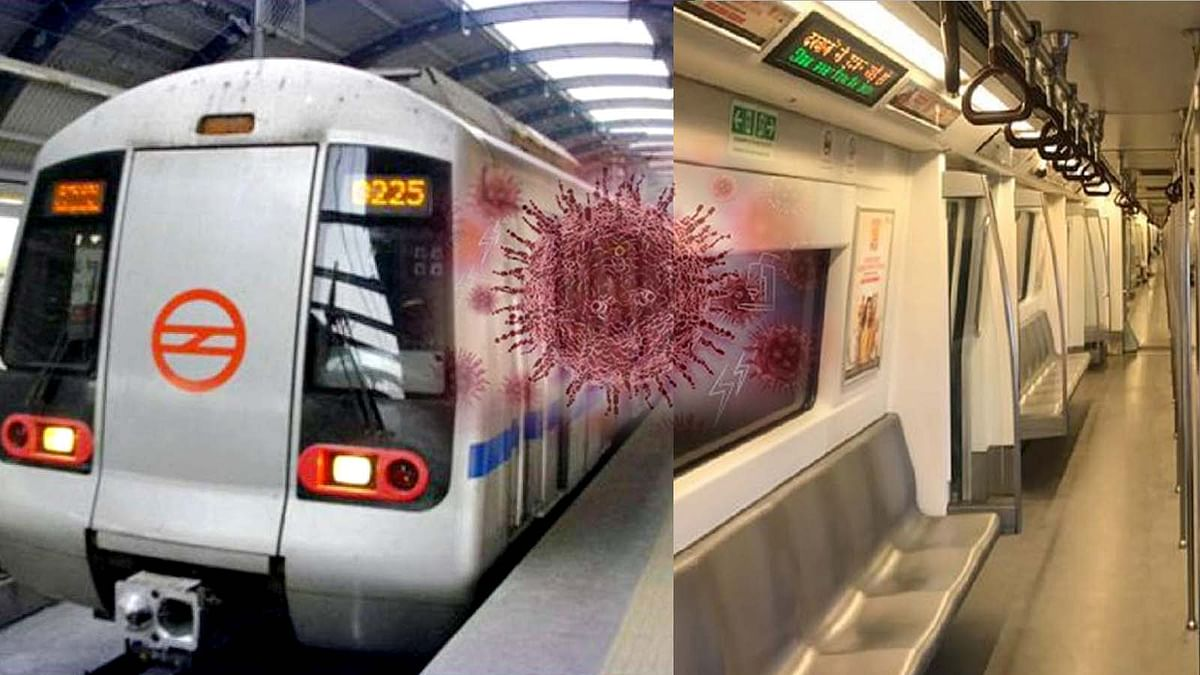 Delhi Metro Services Will Be Closed On Sunday