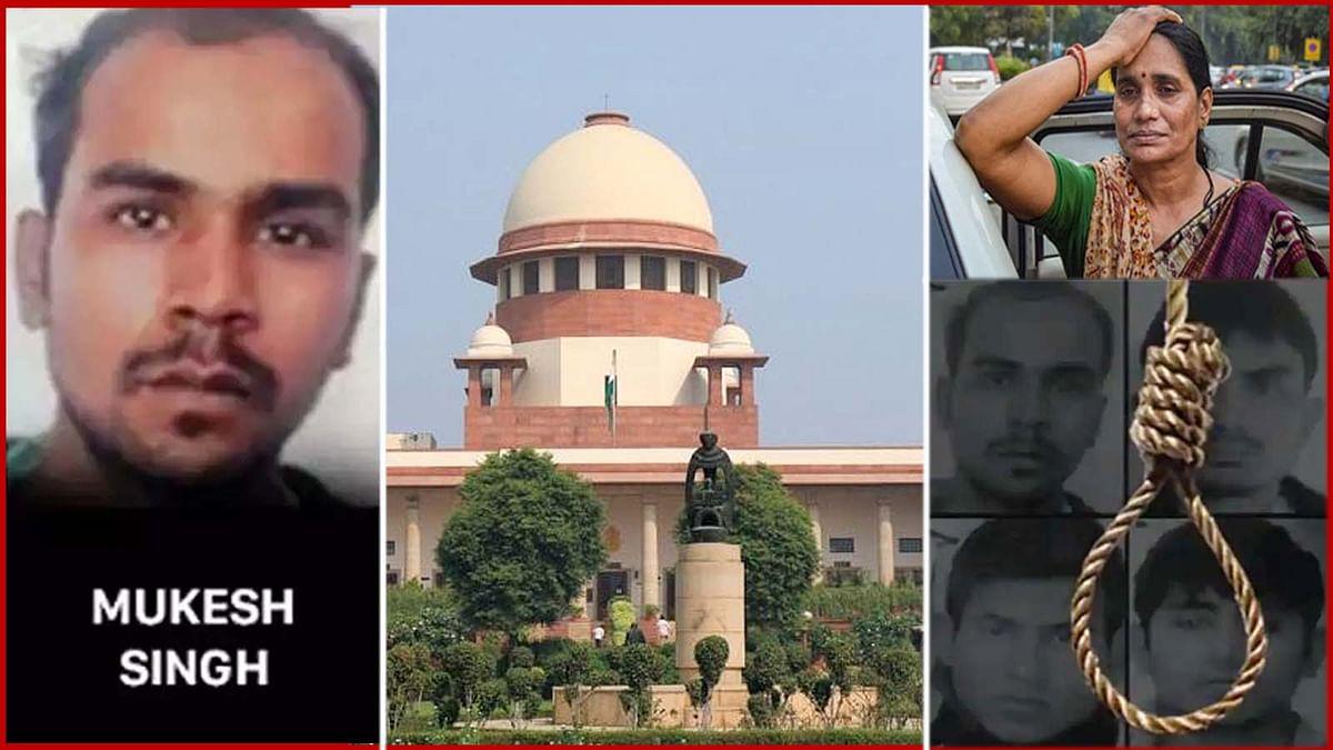 Nirbhaya convict Mukesh again reached Supreme court