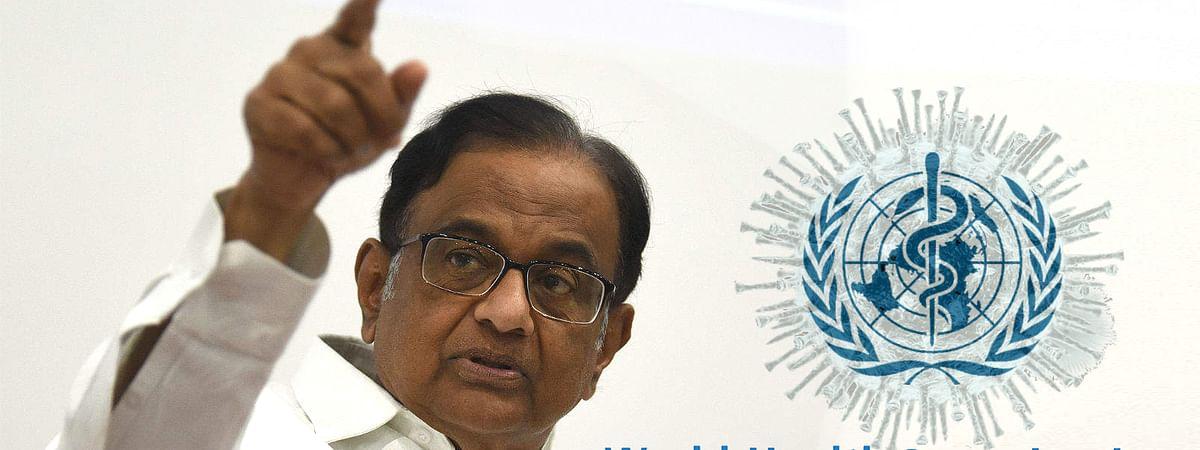 P. Chidambaram questioned the government on corona virus outbreak