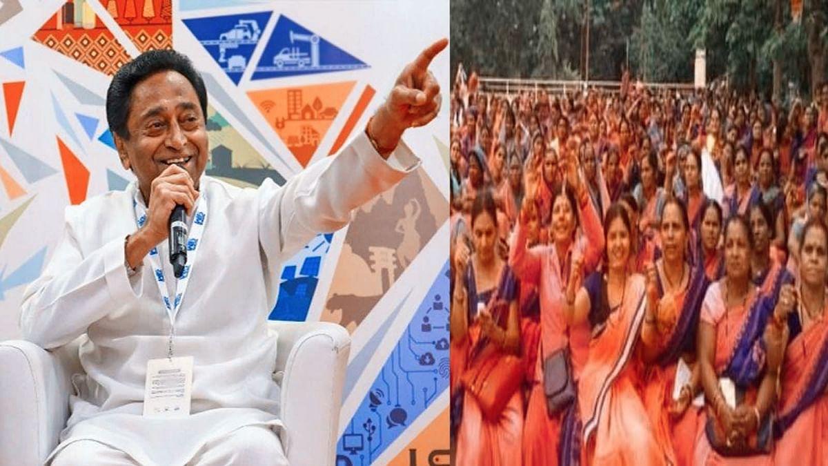 महिला दिवस पर आशा कार्यकर्ताओं को CM ने दी नयी आशा...