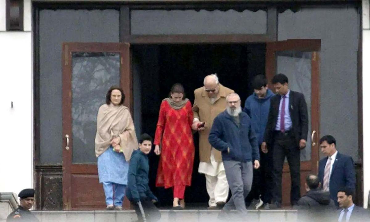 370 हटाने के बाद कश्मीर में राजनीतिक परिस्थितियां सामान्य
