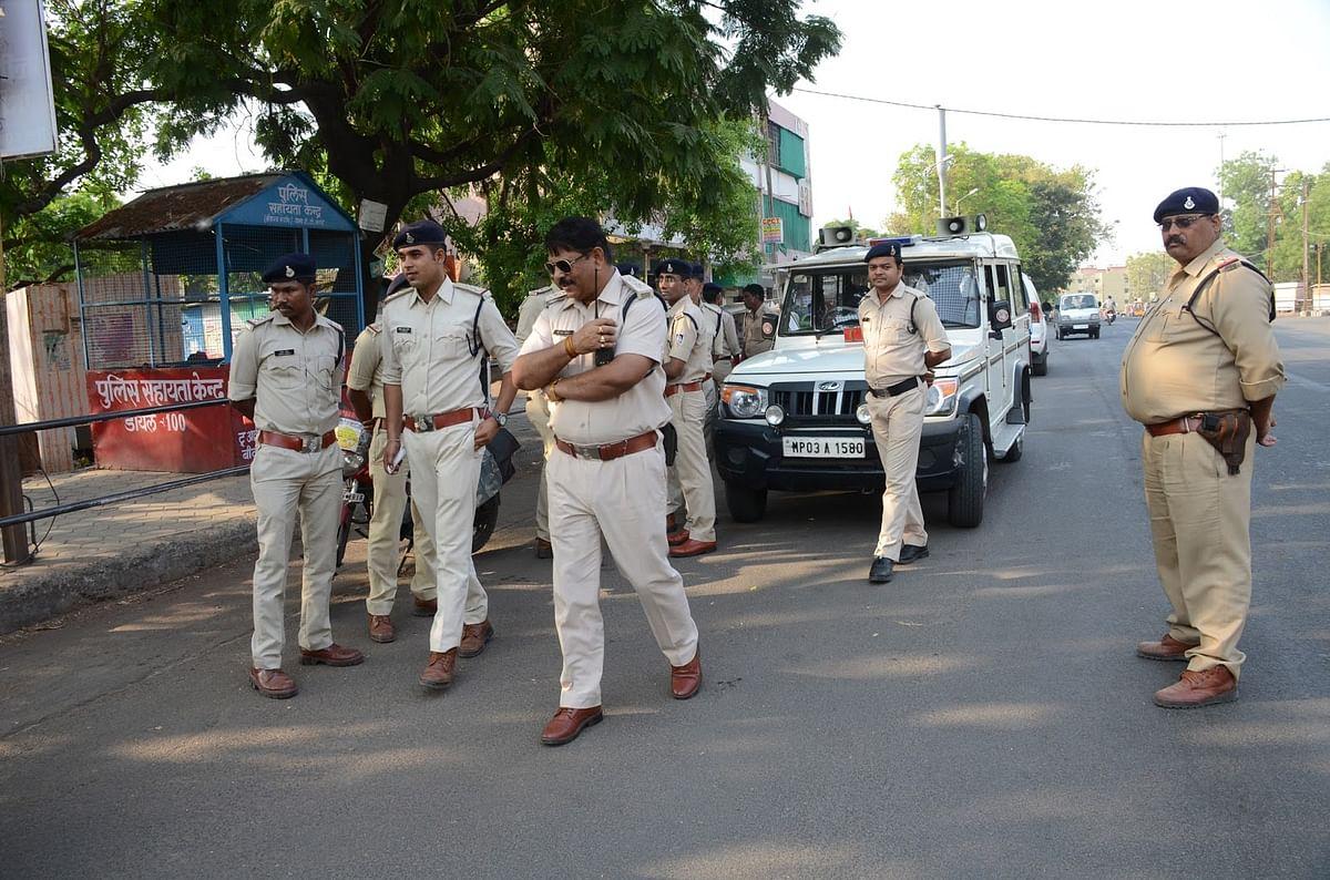 भोपाल में विधानसभा सत्र की सुरक्षा के मद्देनजर धारा 144 लागू