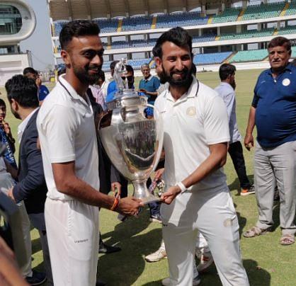Ranji Trophy Finals
