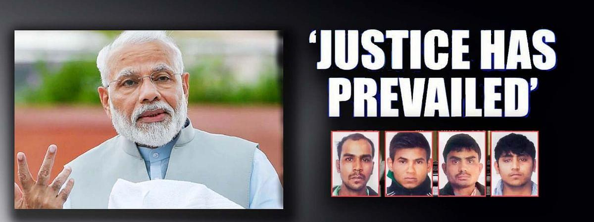 Narendra Modi Reaction On Nirbhaya Case