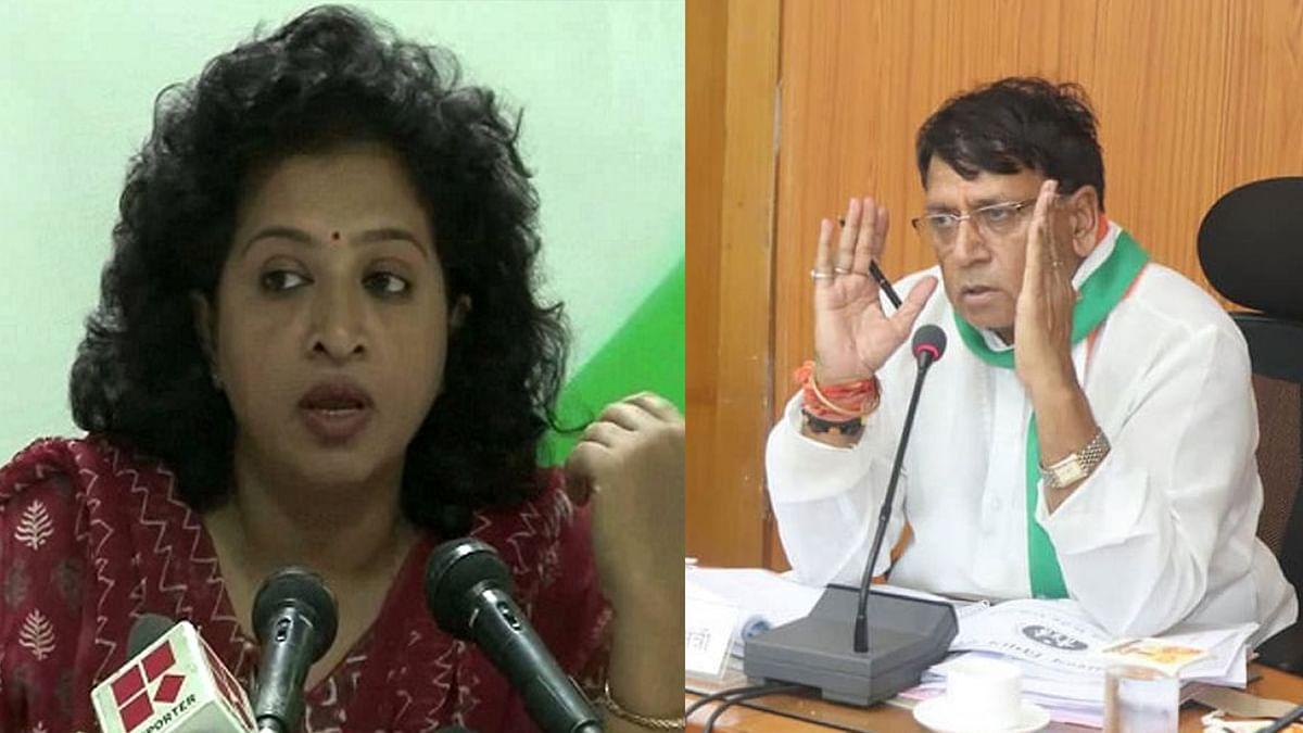 शोभा ओझा और पीसी शर्मा का दावा, विधानसभा में बहुमत करेंगे साबित