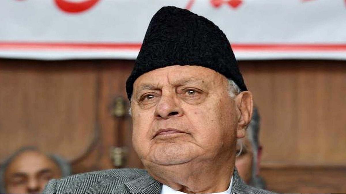 जम्मू-कश्मीर में 7 माह बाद फारूक अब्दुल्ला की नजरबंदी खत्म