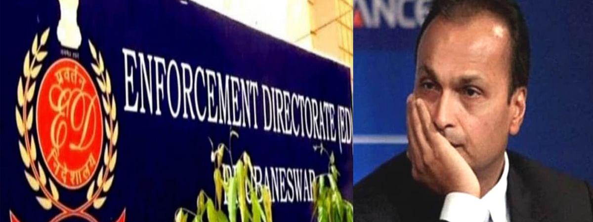 ED Calls Anil Ambani for Inquiry