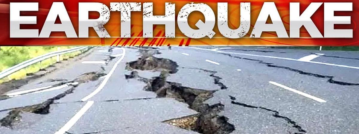 Earthquake in Kuril Island Russia