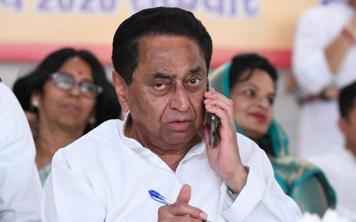 मुख्यमंत्री कमलनाथ जा सकते हैं बेंगलुरु, येडियुरप्पा को किया फ़ोन
