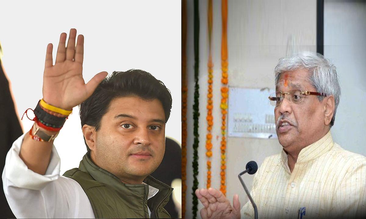 सिंधिया के BJP ज्वाइन करने के बाद 'प्रभात झा' ने नाराजगी जताई