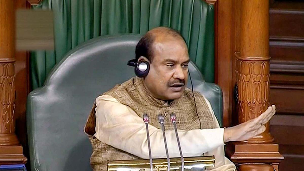 नाराज स्पीकर बिरला ने कांग्रेस के 7 सांसद किए बर्खास्त