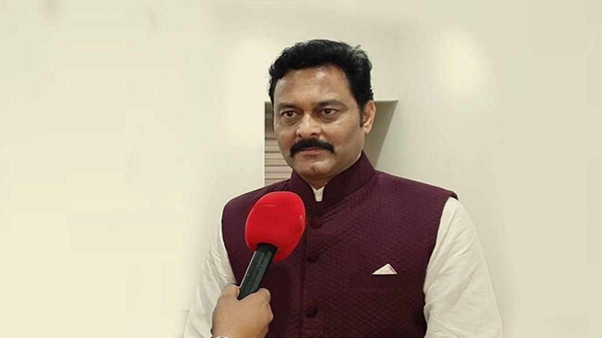 BJP विधायक पाठक ने दिया बयान- मर जाऊंगा लेकिन पार्टी नहीं छोड़ूंगा