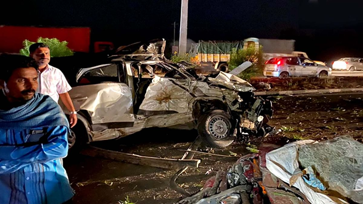 Karnataka Car Road Accident