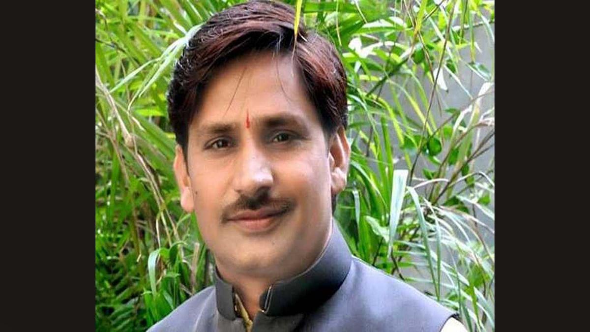 BJP प्रत्याशी सोलंकी ने राज्यसभा के लिए त्याग दिया शिक्षक पद