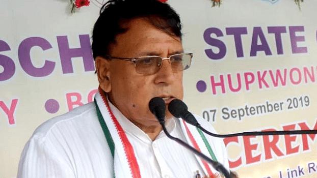 मंत्री पीसी शर्मा