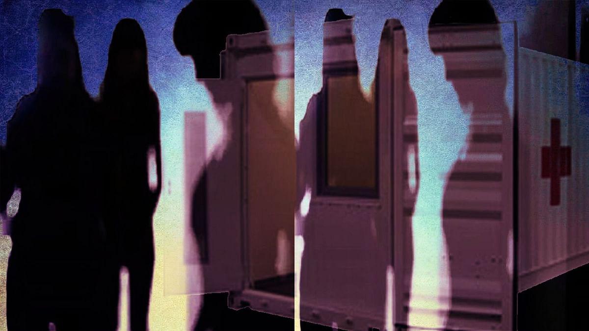 क्लिनिक के नाम पर 'सेक्स शॉप': CB ने किया रैकेट का भंडाफोड़