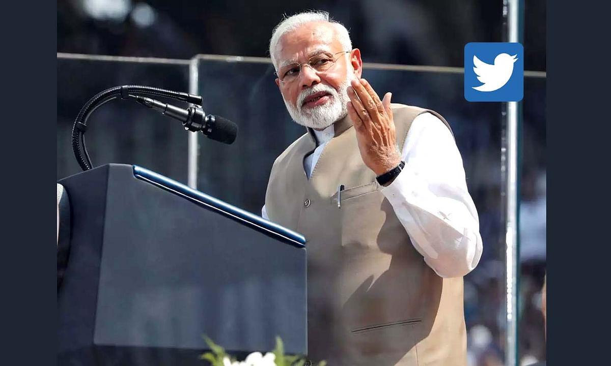 PM मोदी अपना सोशल मीडिया अकाउंट्स महिलाओं को करेंगे समर्पित