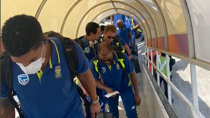 Covid-19: अफ्रीकी टीम पहुंची अपने देश, रहना होगा 14 दिन सबसे अलग