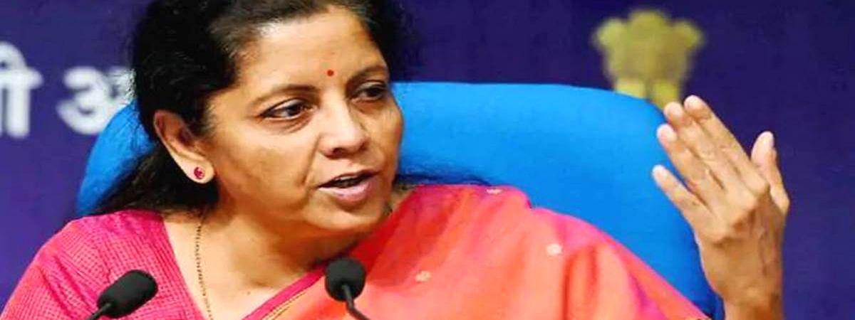 FM Nirmala Sitharaman video Conference