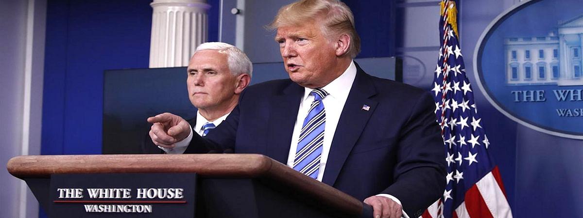US President Trump Statement on Coronavirus