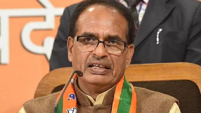 सीएम शिवराज ने बयान देते हुए कहा- कमलनाथ की नजरों में अब चुनाव आयोग भी गलत