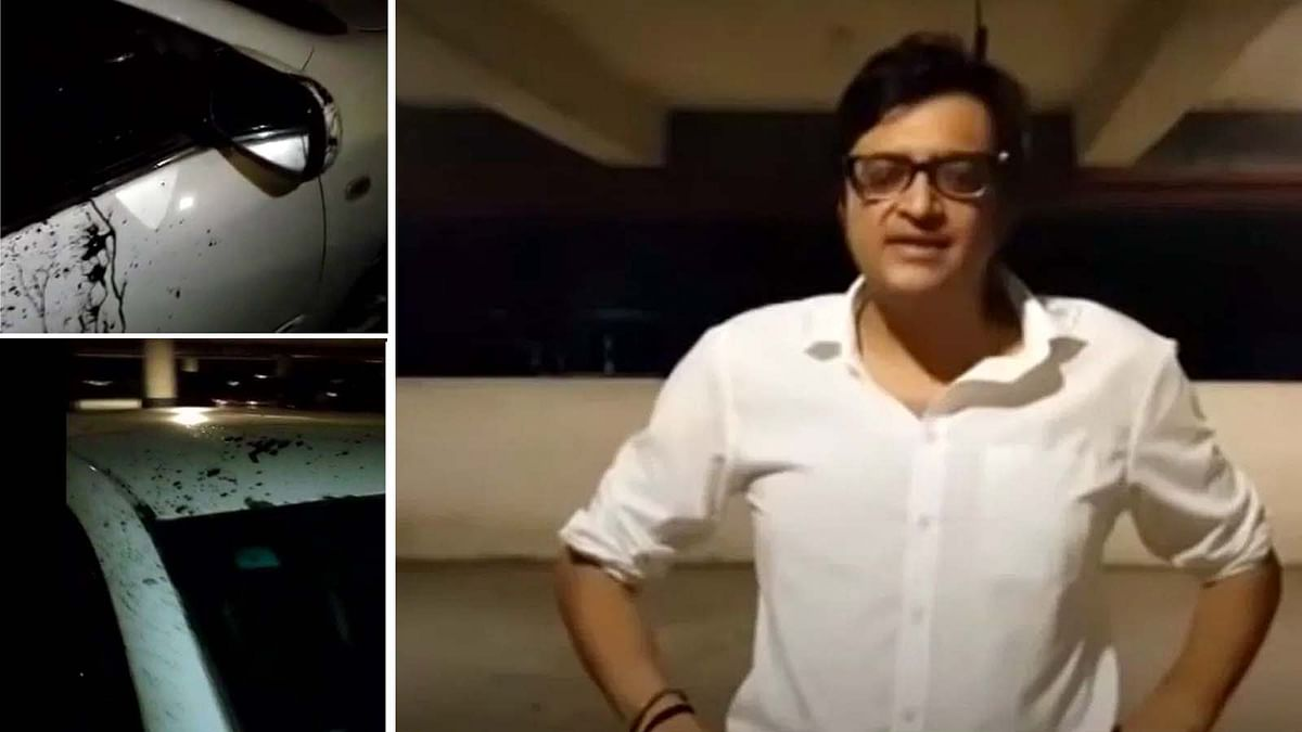 मुंबई: न्यूज़ चैनल एडिटर और उनकी पत्नी पर हमले व अभद्रता की कोशिश