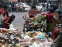 विभागीय चूक: कचरे का सुनिश्चित प्रबंधन नहीं, बढ़ सकती है महामारी