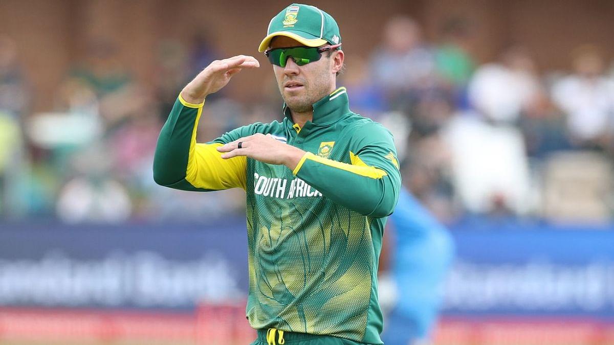 क्रिकेट : डिविलियर्स ने फिर जाहिर की टी-20 विश्व कप में खेलने की इच्छा
