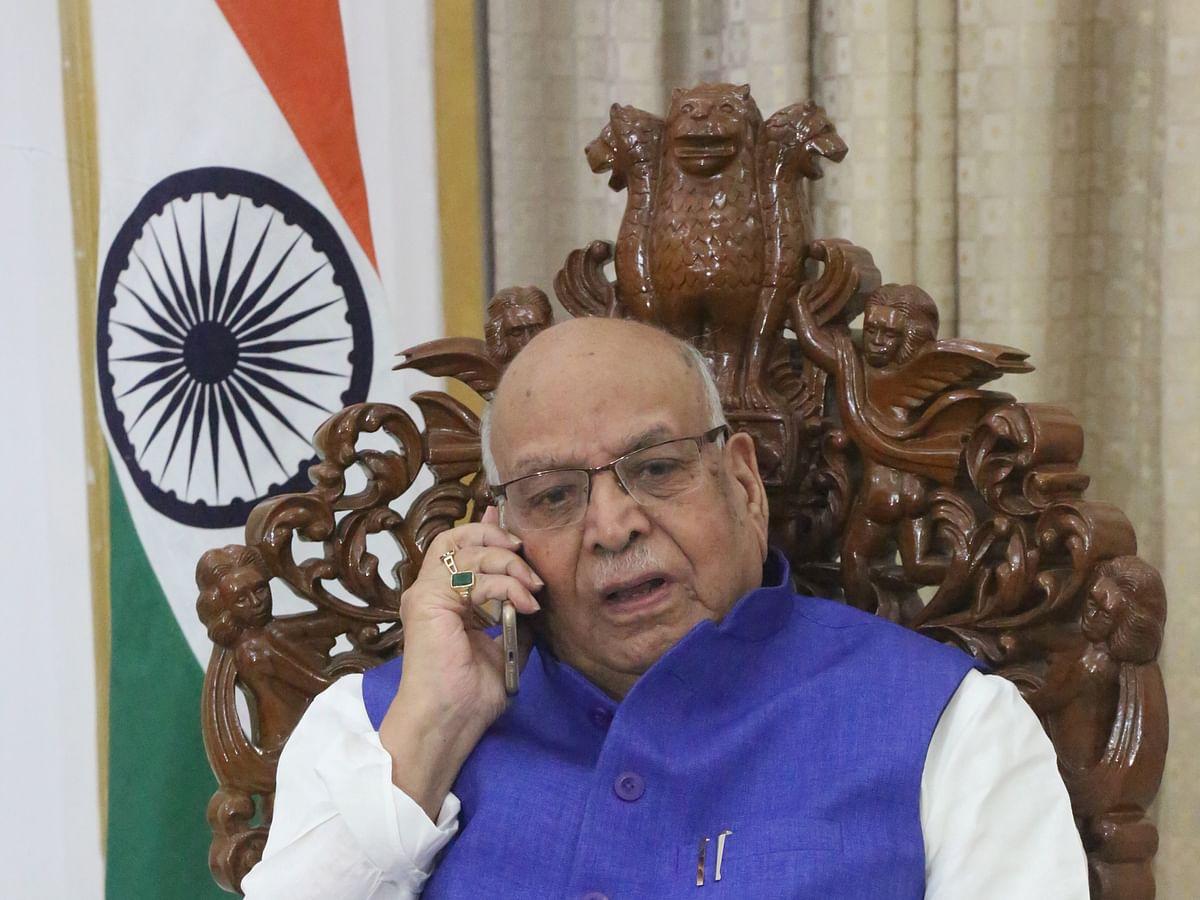 राज्यपाल ने प्रधानमंत्री और मुख्यमंत्री कोष में दिए 10-10 लाख