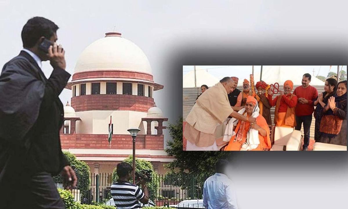 साधुओं के हत्या मामले का पकड़ा तूल-SC के न्यायाधीश से जांच की मांग