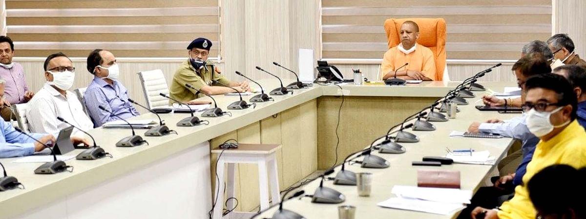 UP: 10 जिले कोरोना मुक्त, योगी बोले-लॉकडाउन में न टूटे सुरक्षा चक्र