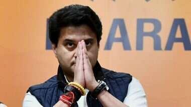 बीजेपी नेता ज्योतिरादित्य सिंधिया ने इंदौर वासियों से की अपील