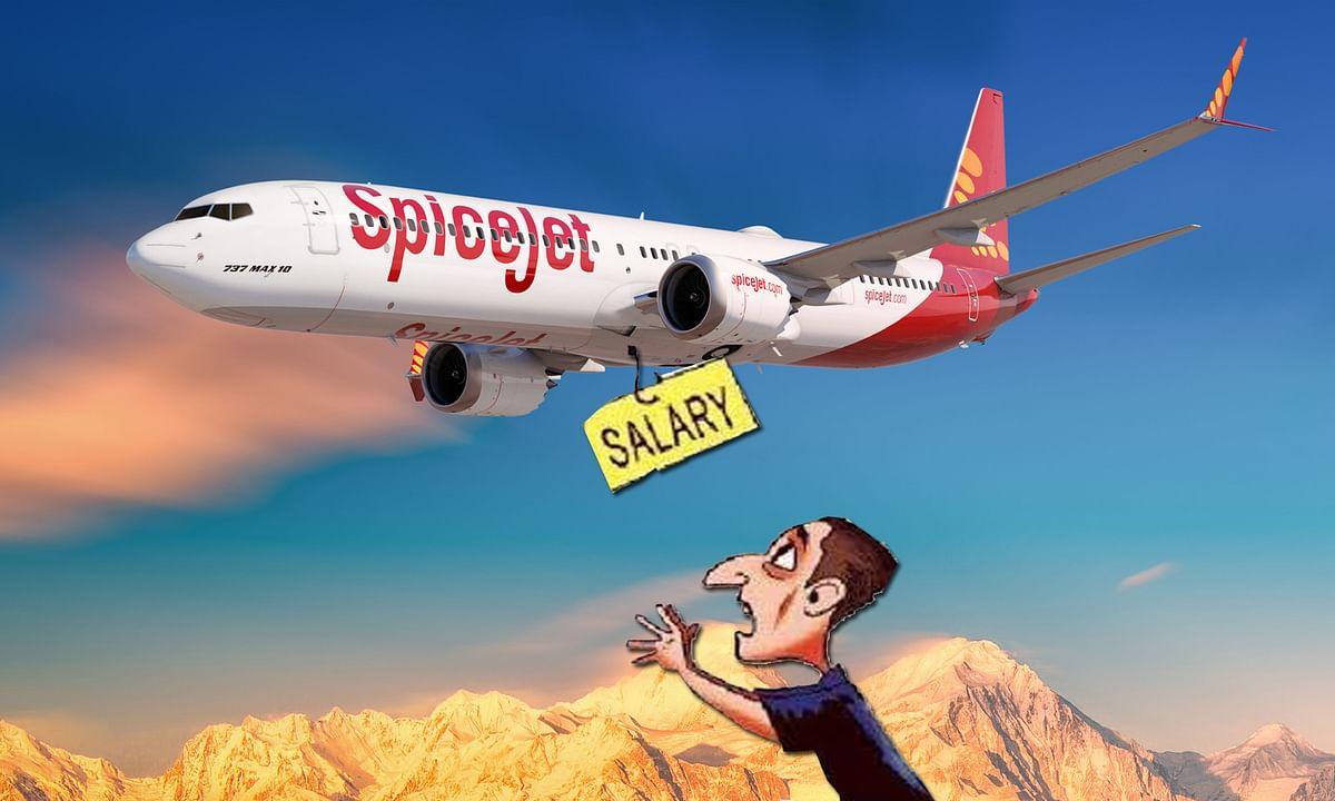 Spicejet ने लिया अपने कर्मचारियों को निराश कर देने वाला फैसला