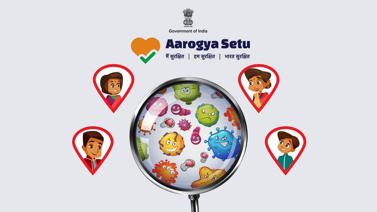 'Aarogya Setu' ऐप के डेवलपर मामले में सरकार का स्पष्टीकरण