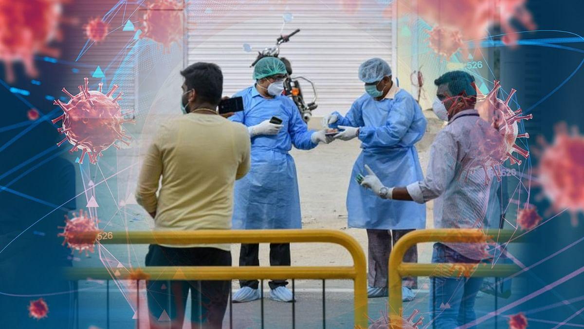 भारत: फिर तेजी से फूटा कोरोना का बम-24 घंटे में 50 हजार के करीब नए केस दर्ज