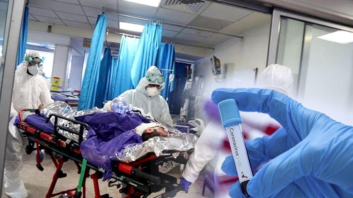 भोपाल : राजधानी में कोरोना की भयावह स्थिति,मिले संक्रमण के 291 नए मामले