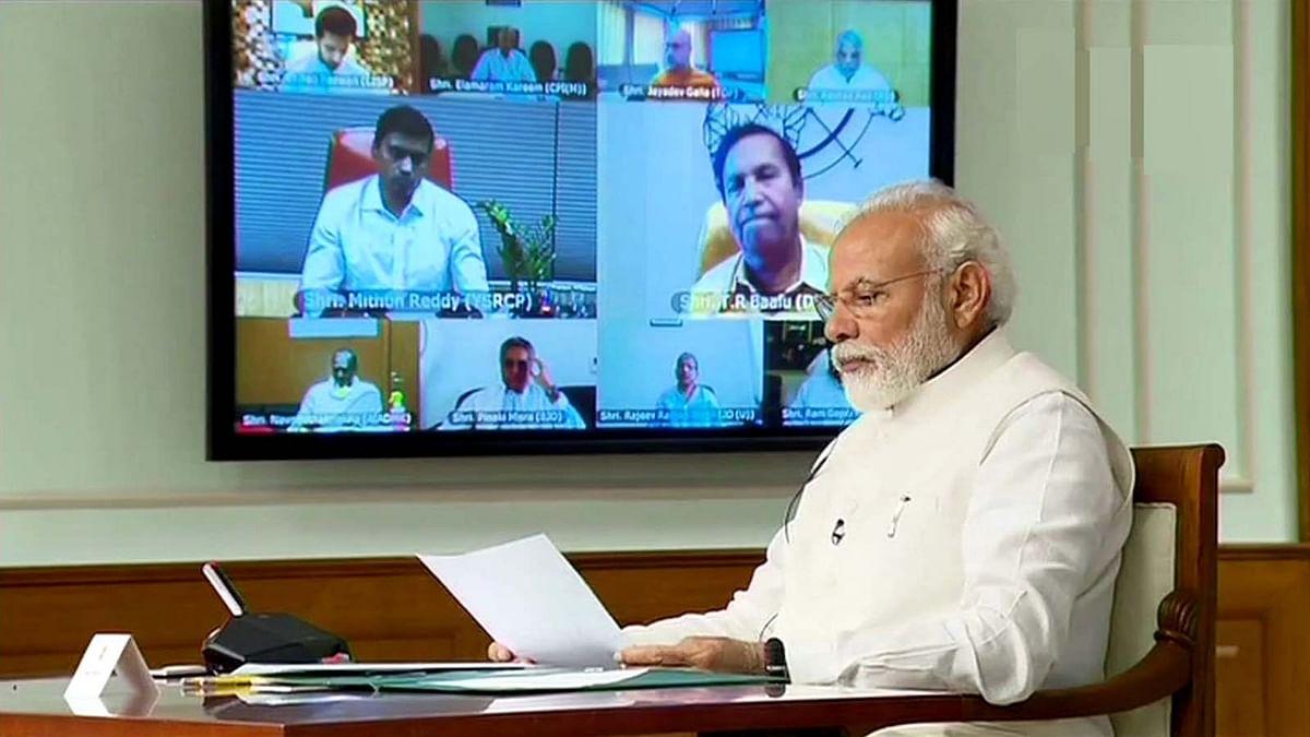 PM की विपक्ष नेताओं से चर्चा-बढ़ सकती है लॉकडाउन की अवधि