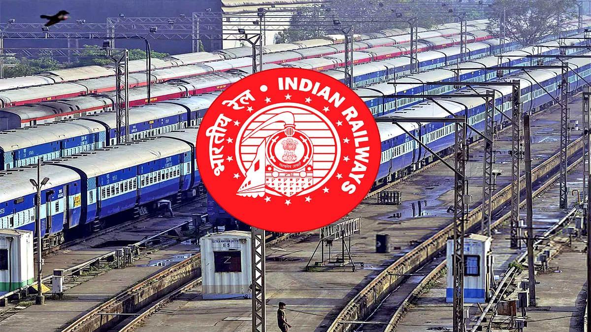 रेलवे पर पड़ रही कोरोना की मार, लिखना पड़ा वित्त मंत्रालय को पत्र