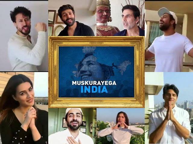 PM मोदी को पसंद आया 'मुस्कुराएगा इंडिया' गाना