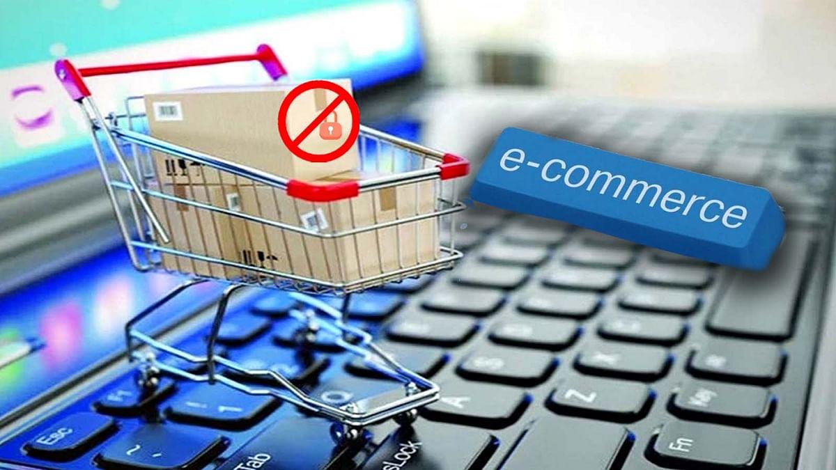 सरकार ने साधा ई-कॉमर्स कंपनियों पर निशाना