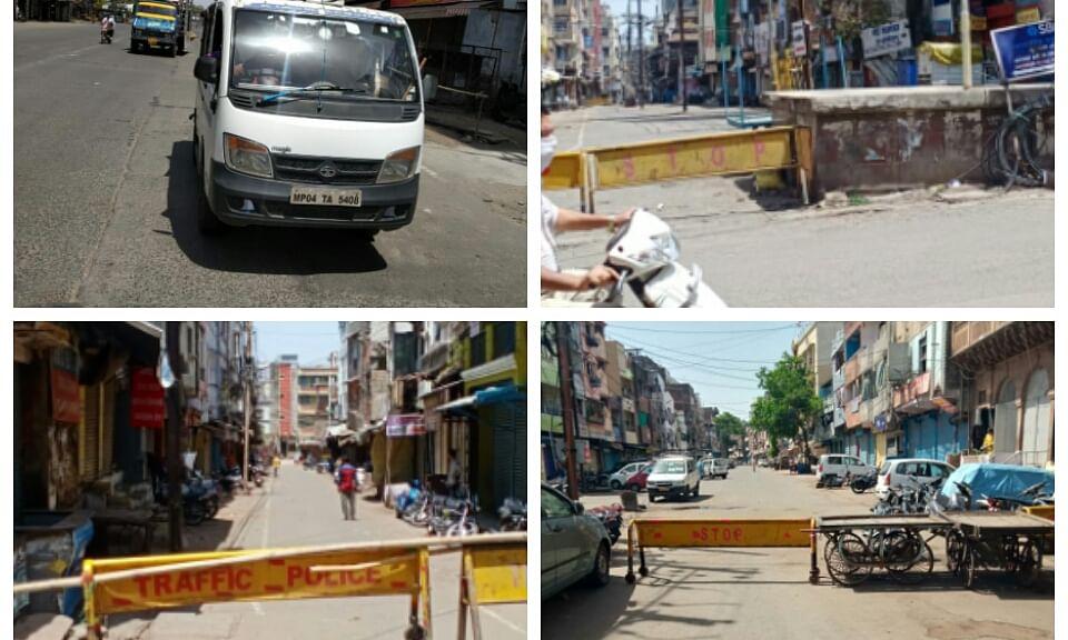 कोरोना अलर्ट: राम नवमी के अवसर पर भोपाल पुलिस ने की अपील