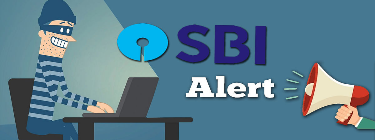 SBI Alert to users