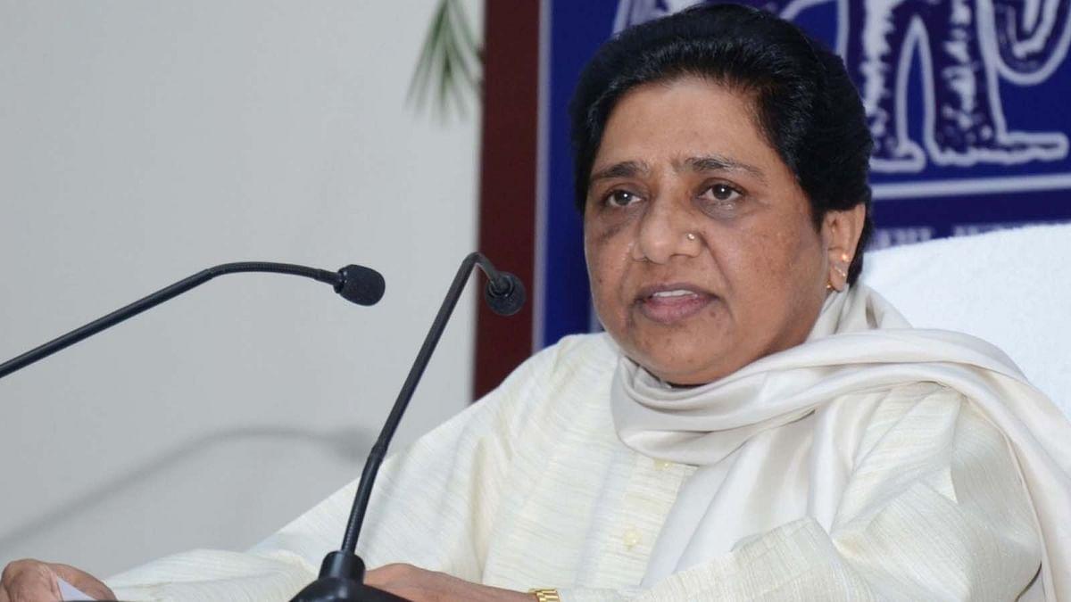 UP बस बिल विवाद: मायावती का BJP को समर्थन-कांग्रेस को सुनाई खरी-खोटी