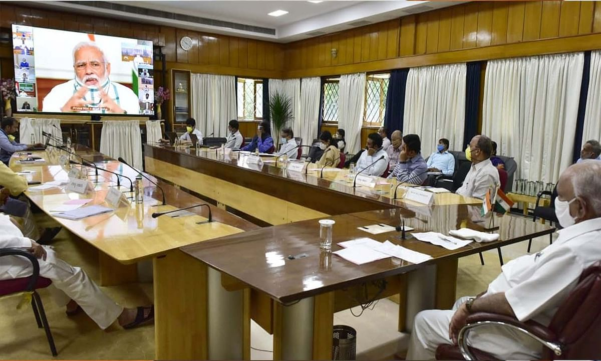 CM संग PM मोदी का संवाद, लॉकडाउन के बाद क्या होगा एक्जिट प्लान?