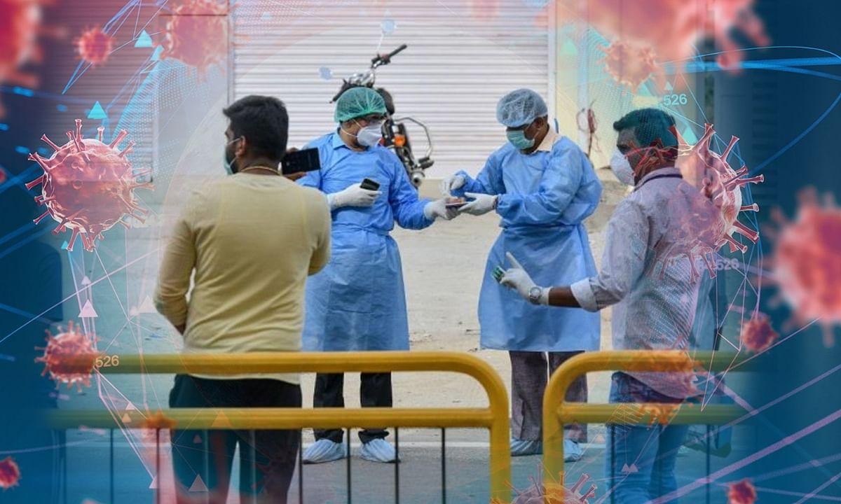 अनलॉक फेज का 5वा दिन: राजधानी में कोरोना की बढ़त तेज़, मिले 57 नए मरीज